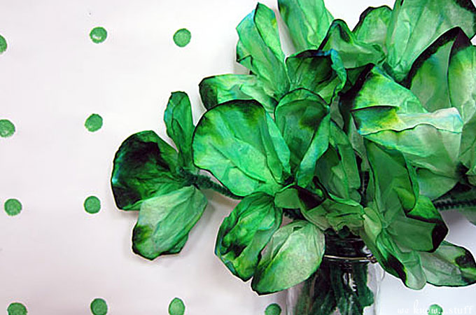 We get just as revved up for Saint Patrick's Day as we do for the other Holidays, so we've compiled 40 Saint Patrick's Day Crafts For Kids to celebrate!