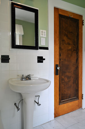 Our 1920s Tudor Bath – Phase 1 Redesign