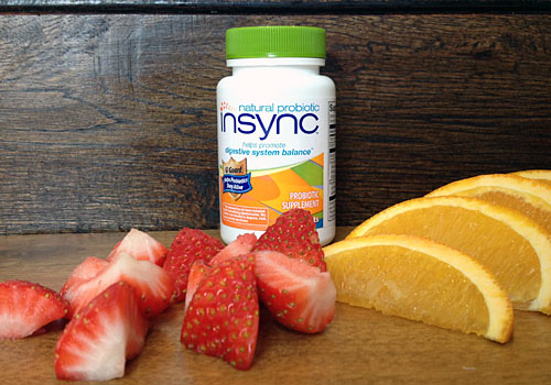 Healthy Inside and Out With #NaturalProbiotics