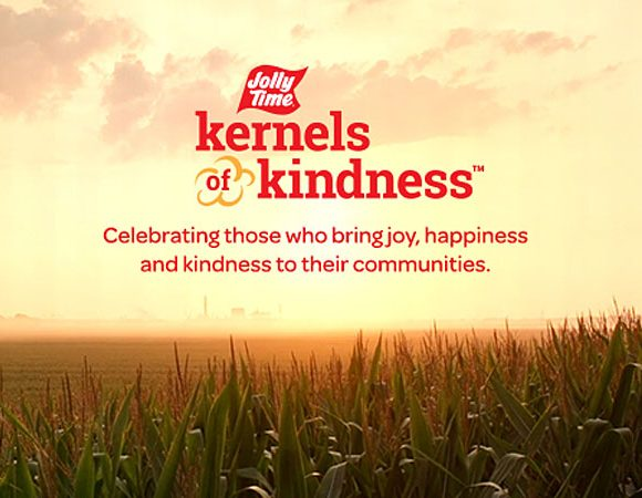 JOLLY TIME® Pop Corn Kernels of Kindness Campaign