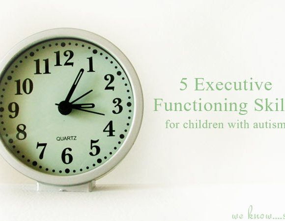 Let's Talk Executive Functioning Skills