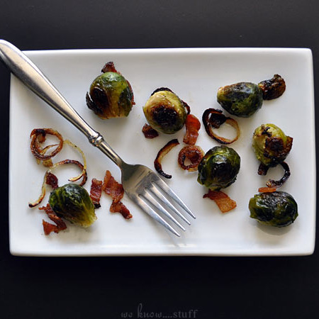 Brussel Sprouts with Bacon, weknowstuff.us.com