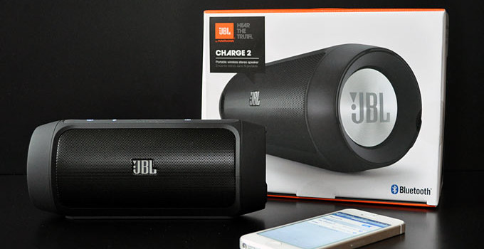 JBL.Com Portable Speakers for the Holidays