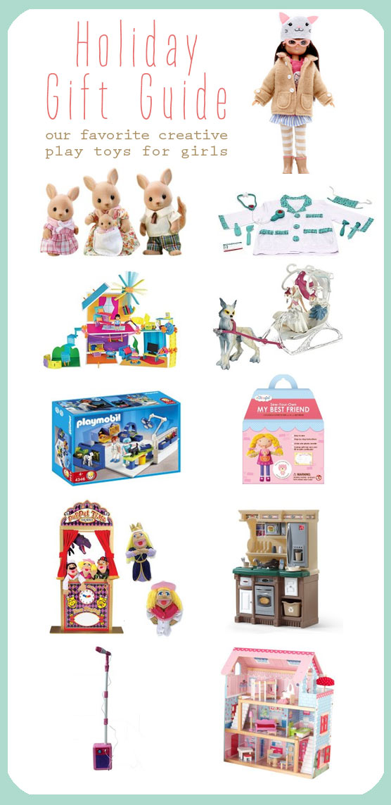 Imaginative Toys For Girls : Creative toys for girls we know stuff