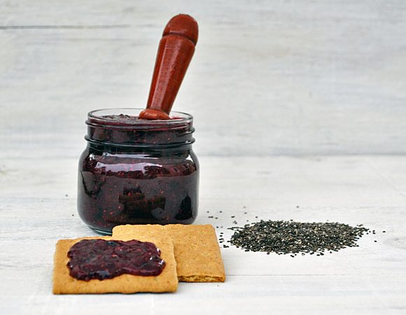 Strawberry Chia Seed Jam Recipe
