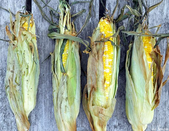 BBQ Sweetcorn with Compound Butter Recipes