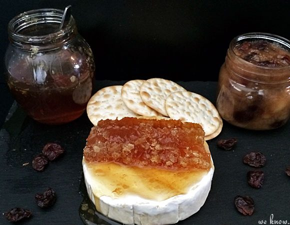 Honey Pear Preserves Recipe