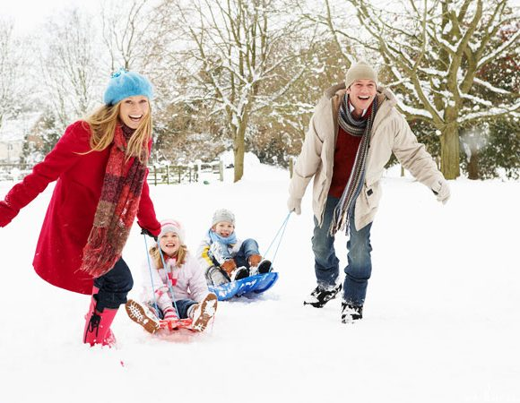 7 Outdoor Valentine's Day Activities For Families