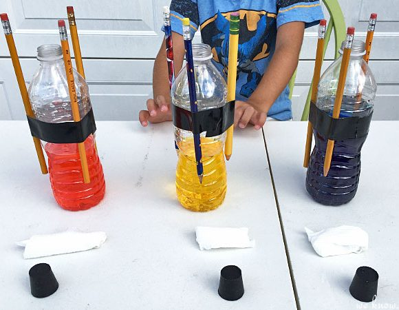 Baking Soda Rockets For Kids