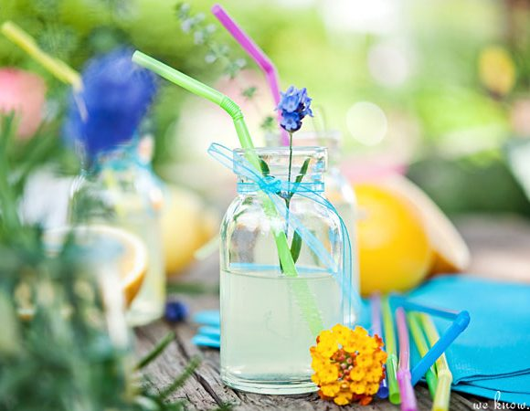 Summer Recipe for Lavender Lemonade