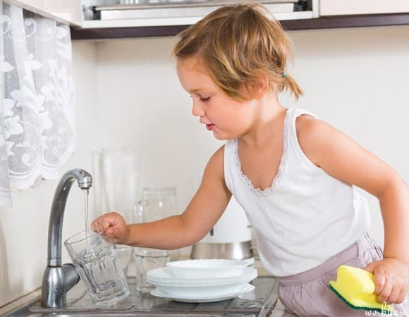 Why Chores Are Important For Kids
