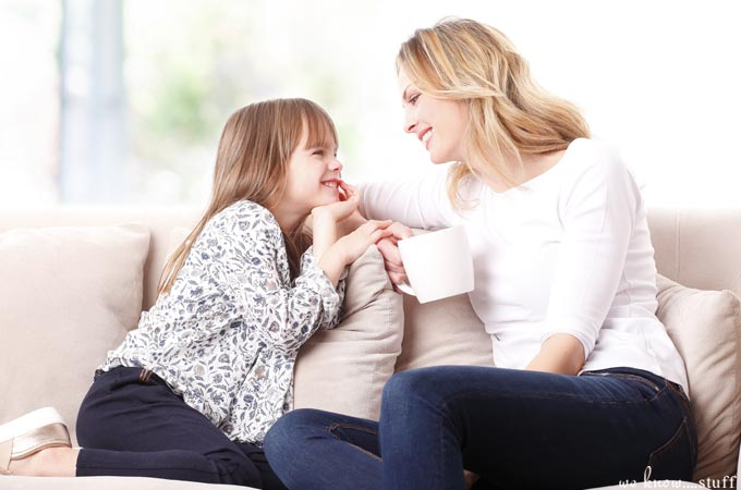 How do you know when you should be telling your child they have Autism? Our expert weighs in on this question and offers up her family's own personal experience.