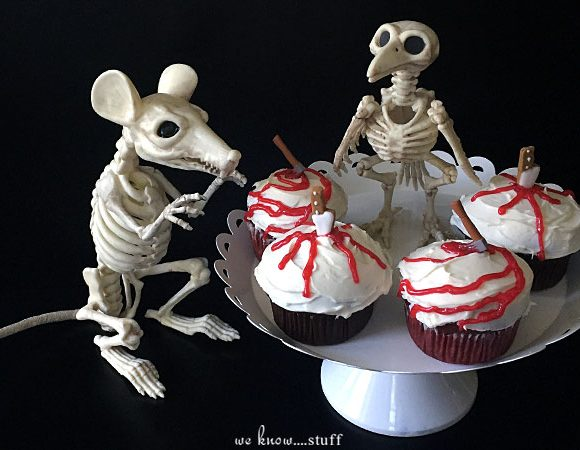 "A ""Desserts Only"" Halloween Party For Adults"