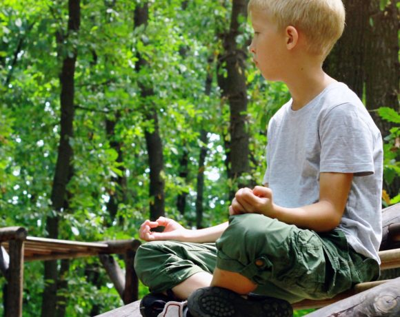 Yoga for Kids: How Yoga Can Help Our Kids Face Challenges