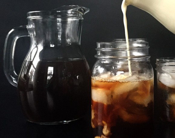 Recipe for Vietnamese Iced Coffee