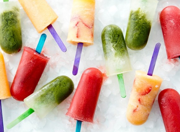 2 Easy Homemade Popsicle Recipes