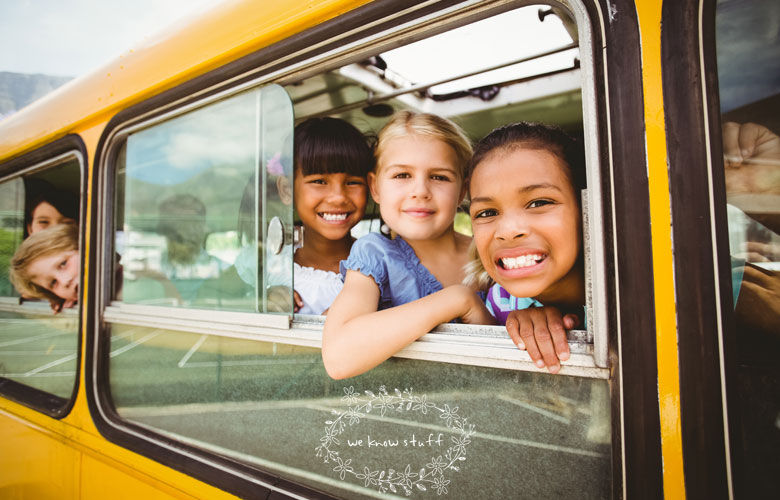 Back To School Readiness Tips: 4 Easy Ways To Get Back On Track. These simple ideas can help make your back to school run more smoothly.