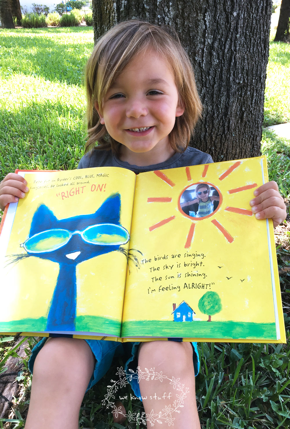 Let Your Child Be The Star! Put Me In The Story creates personalized books for kids using bestselling children's picture books and well-loved characters.