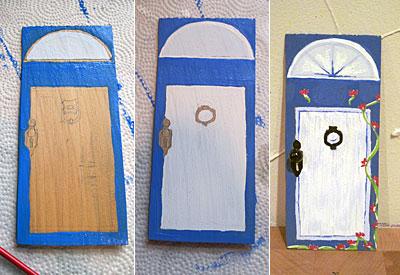 Make your very own fairy door we know stuff for Make an elf door