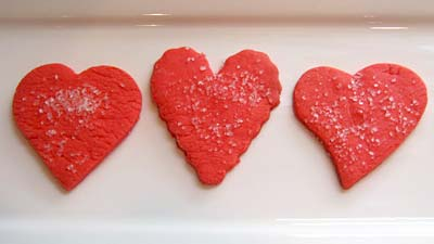 www.weknowstuff.us.com, Valentine's Day Sugar Cookies