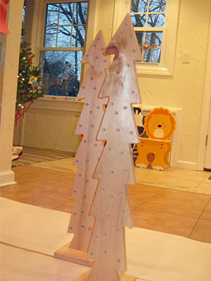 http://www.weknowstuff.us.com Wood Craft Trees