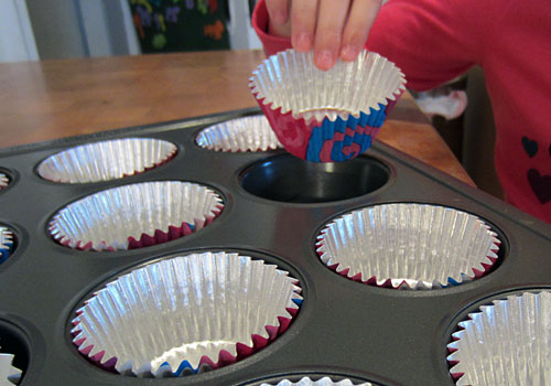 Hellmann's® Gluten Free Chocolate Cupcakes We Know Stuff