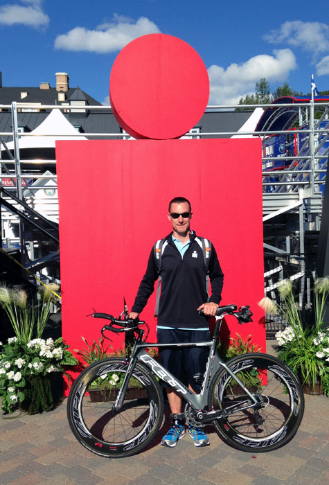 Race Report, IRONMAN North American Championship, Mont Tremblant 2013, IMMT, www.weknowstuff.us.com