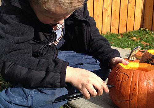 Sensory Processing Disorder and Halloween: Although most kids love Halloween, it can be a sensory nightmare for children with sensory issues.