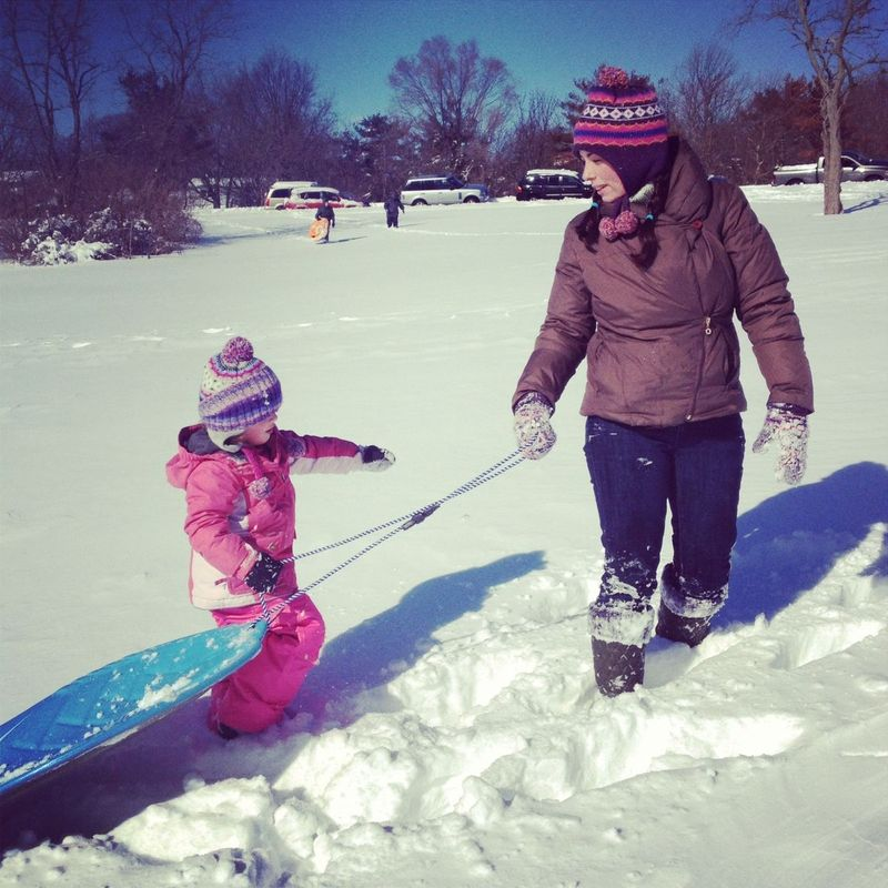 Oh no! A snow day?! Never fear - we have 6 Fun Things To Do On Snow Days With Your Kids to keep you from losing your mind. I mean, having fun all day long!
