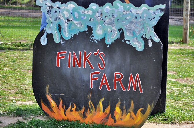 Fink's Country Farm is located in Wading River, NY. There's so much to do at this pumpkin farm that you can truly spend an entire day there. Long Island.