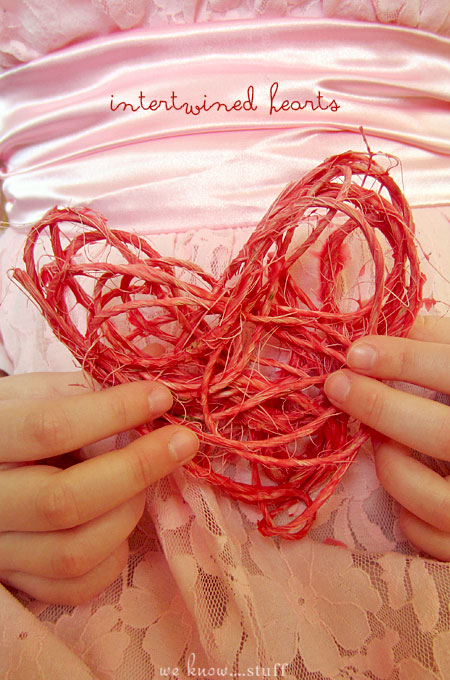 Our Intertwined Hearts is our most popular Kids Craft of all time! These super cute string hearts are the perfect sensory activity for little hands and can be modified for every season.