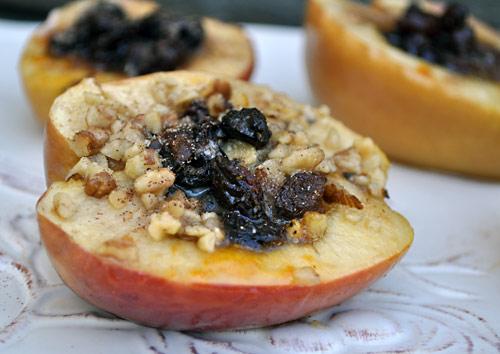Easy Baked Apple Recipe