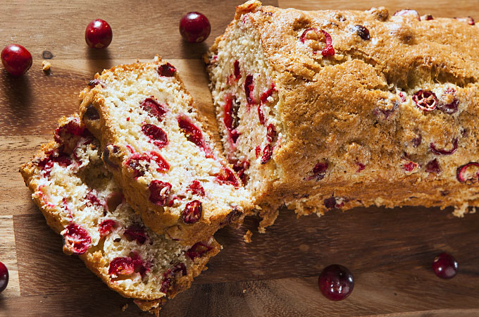 November 23rd is Eat A Cranberry Day! These tasty red berries have loads of health benefits and we've compiled a ton of delicious cranberry recipes for you!