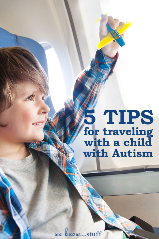 Traveling and flying with a child with special needs can be stressful for both the child and parent. Our 5 tips for special needs travel will help you plan your family vacation with ease.
