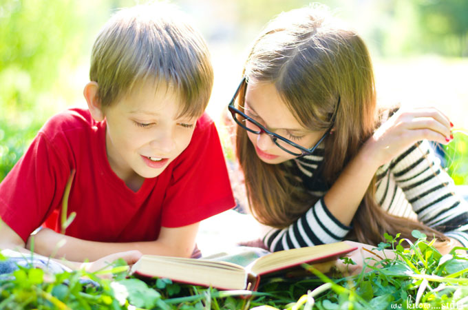"""Prevent summer learning loss with just a few, simple steps at home with your child to make sure they doesn't fall victim to the """"summer slide."""""""