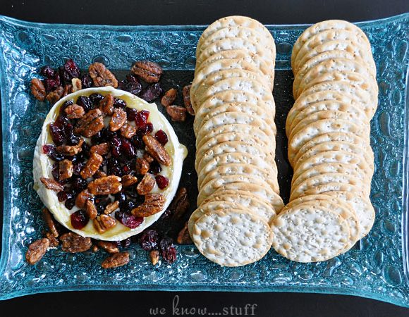 Barbecue Brie