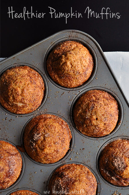 Want to try something different? Healthier Flaxseed Pumpkin Muffins with Almond Milk. These muffins are delicious, hearty and full of pumpkin goodness!