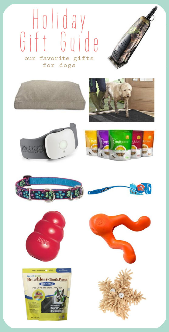 Our Favorite Gifts For Dogs is full of practical products that we know and love. Our dogs are our family so they deserve something special on Christmas too!
