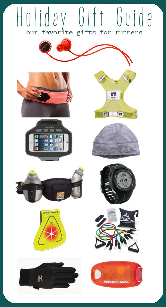 12 Best Gift Ideas For Runners: From cost-effective gadgets to pricey ones, we've tried to include a fun array of products for you to choose from.
