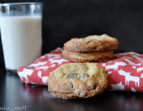 No Stress Chocolate Chip Cookies, www.weknowstuff.us.com