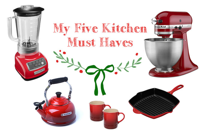 My Christmas Wish List (Wayfair Kitchen) is full of items that are the true workhorses of my kitchen. They are the items I use daily and you will too.
