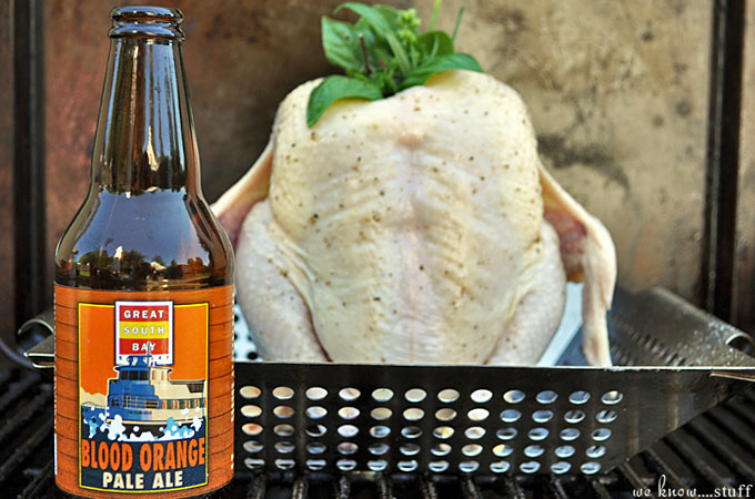 Whether you call it Drunken Chicken, Beer Can Chicken or Beer-Butt Chicken, our tasty BBQ Beer Can Chicken Recipe requires minimal effort on your part.