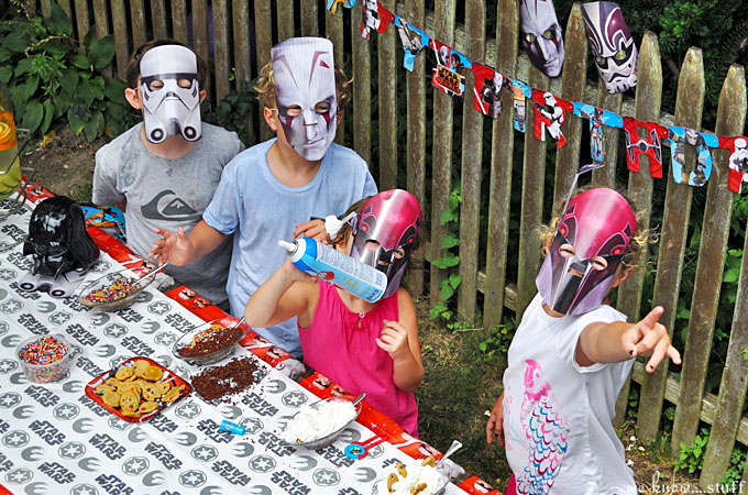 Our Star Wars Rebels Party Ideas will keep boys and girls laughing and playing all day long! We've included tons of great ideas for outdoor summer parties