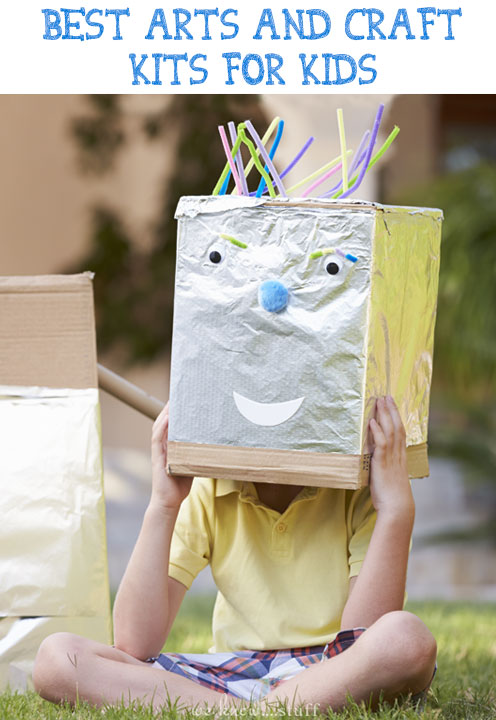 Banish winter doldrums with these innovative Arts And Crafts Kits For Kids! We've done all the work for you and rounded up the 20 best kits for your family.