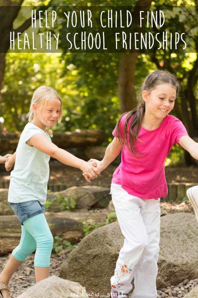 In elementary school, navigating school friendships can be difficult for a child. Our Education blogger, Anne Davis, suggests 5 ways on how you can help your child make friends on their own.