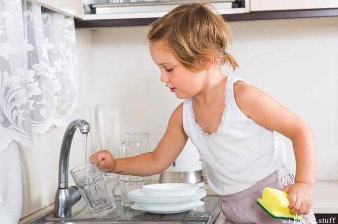 Why chores are important for kids: keep in mind the end goal and do your best to prepare your child for adulthood and to gain independence.