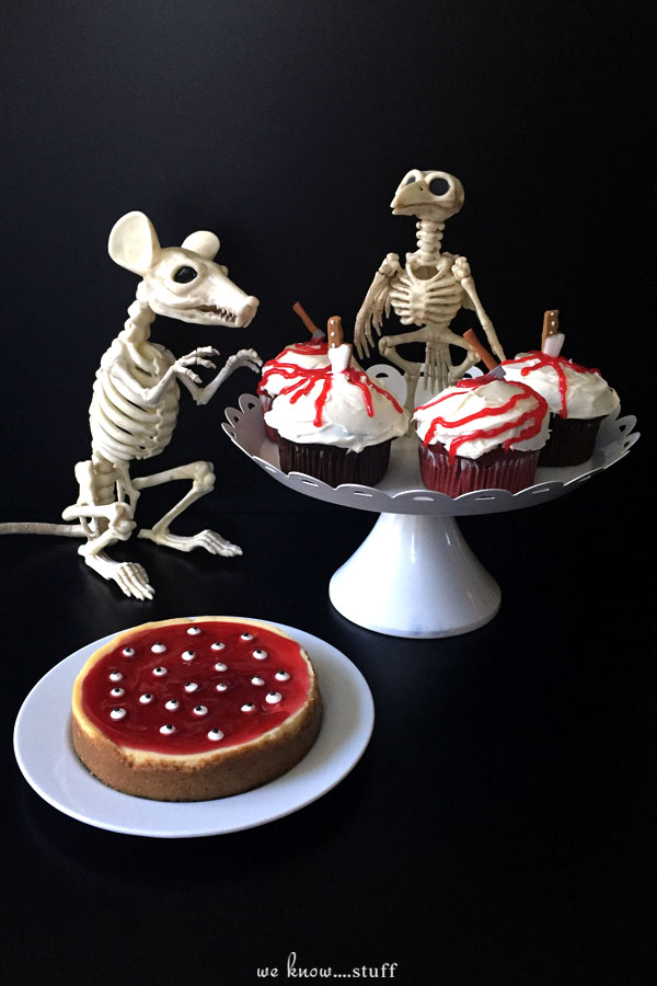 "A ""Desserts Only"" Halloween Party For Adults...because when do grown ups just get to eat dessert? Like never. So today, we're eating dessert. And lots of it!"
