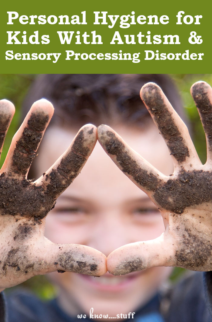 Personal Hygiene For Kids With Autism & Sensory Processing Disorder. Why is it so hard to get your child to embrace that seven letter word (hygiene)?