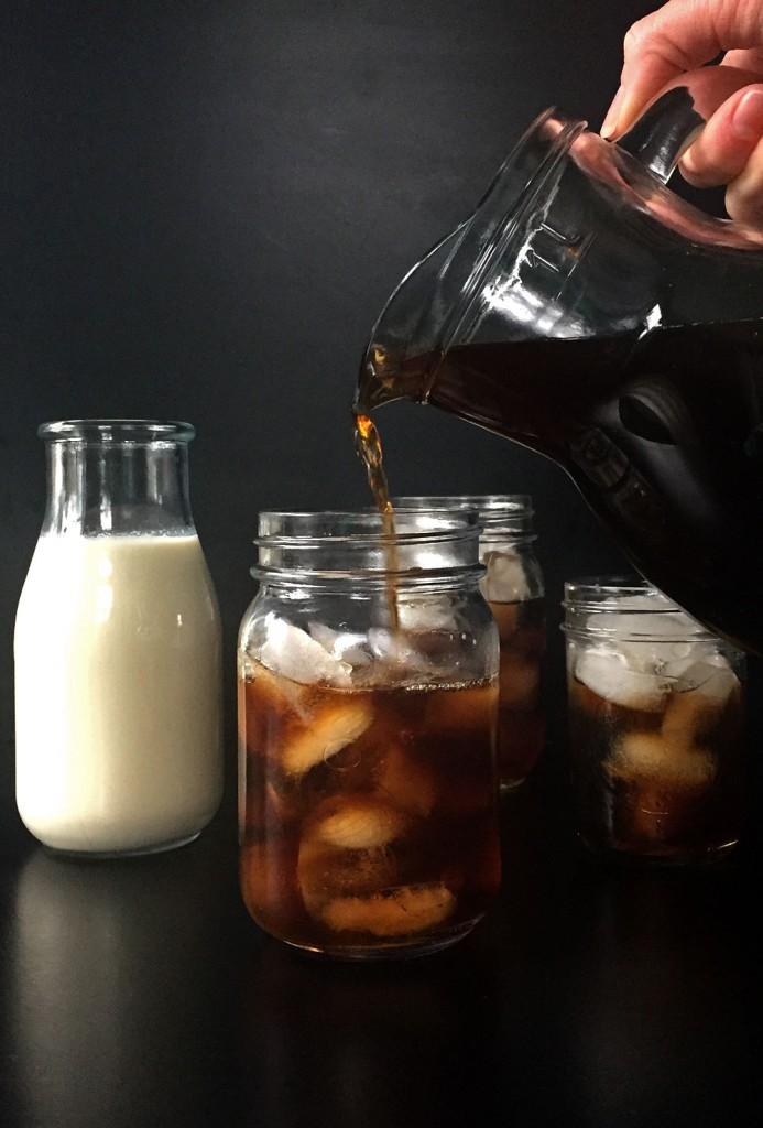 Our Recipe for Vietnamese Iced Coffee is incredibly easy to make. All you need is cold brewed coffee and some delicious cream! Elevate your afternoon snack!