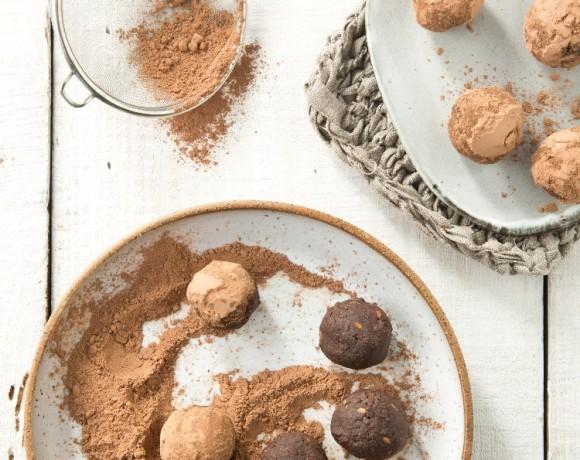 Chocolate Protein Balls Recipe